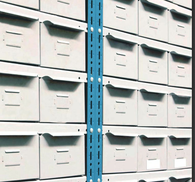 estanterias clasificadoras